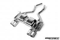 Eisenmann Endschalldämpfer BMW F80 M3 F82 M4 F83 4x Ø 90 mm Signature Silver - Sport